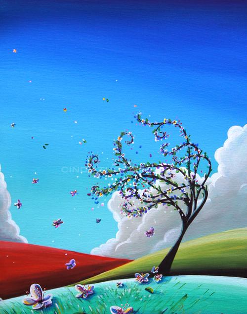 Springtime - Original Painting